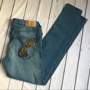 H&M Divided Skinny Jean
